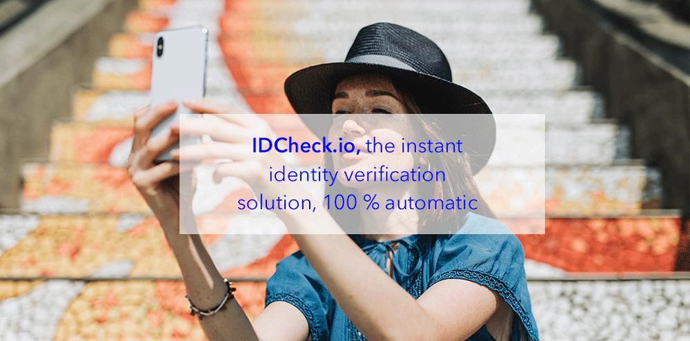 Instant Identity Verification Solution