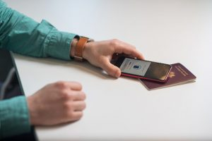 ID documents embed NFC